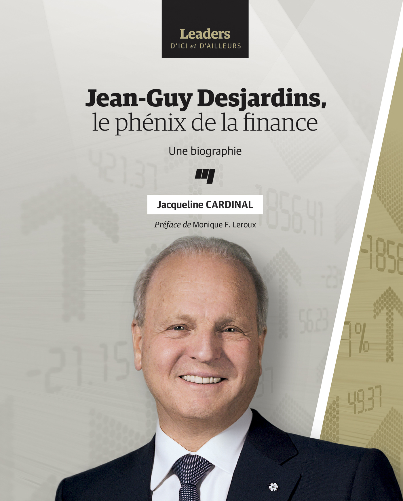 JEAN GUY DESJARDINS LE PHENIX DE LA FINANCE