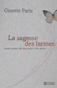 SAGESSE DES LARMES