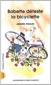 BABETTE DETESTE LA BICYCLETTE