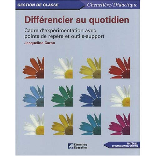 DIFFERENCIER AU QUOTIDIEN