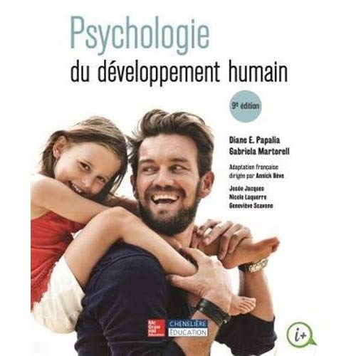 PSYCHOLOGIE DU DEVELOPPEMENT HUMAIN