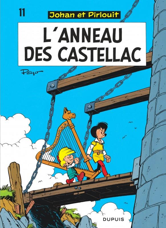L'ANNEAU DES CASTELLAC