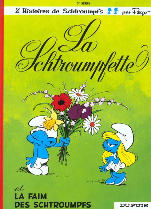 SCHTROUMPFS (DUPUIS) - T3 - LA SCHTROUMPFETTE