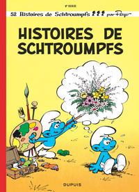SCHTROUMPFS (DUPUIS) T8 HISTOIRES DE SCHTROUMPFS