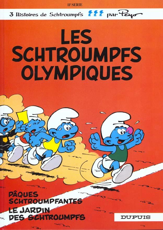 SCHTROUMPFS (DUPUIS) T11 LES SCHTROUMPFS OLYMPIQUES