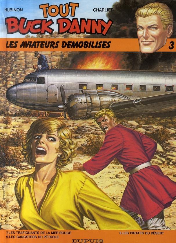 BUCK DANNY (INTEGRALE) - T3 - LES AVIATEURS DEMOBILISES