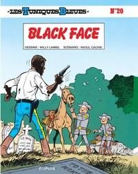 BLACK FACE - LES TUNIQUES BLEUES - T20