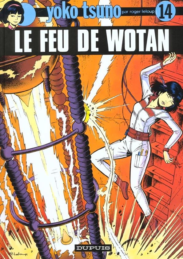 LE FEU DE WOTTAN - YOKO TSUNO - T14