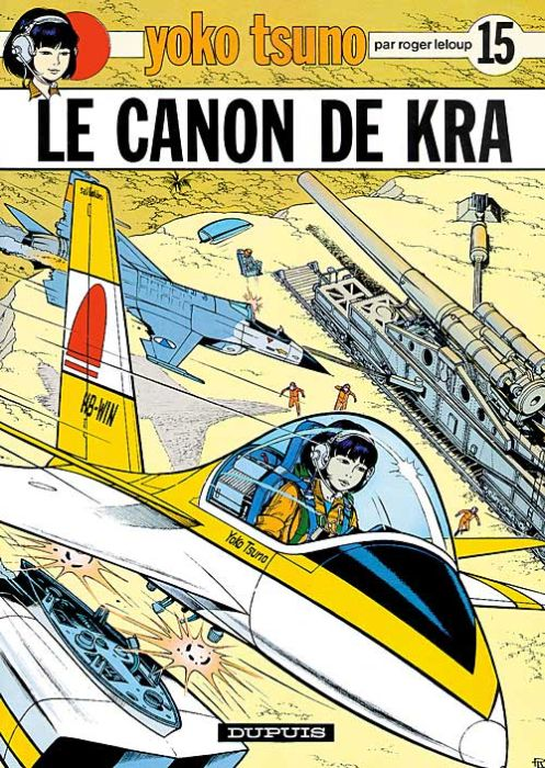 LE CANON DE KRA - YOKO TSUNO - T15