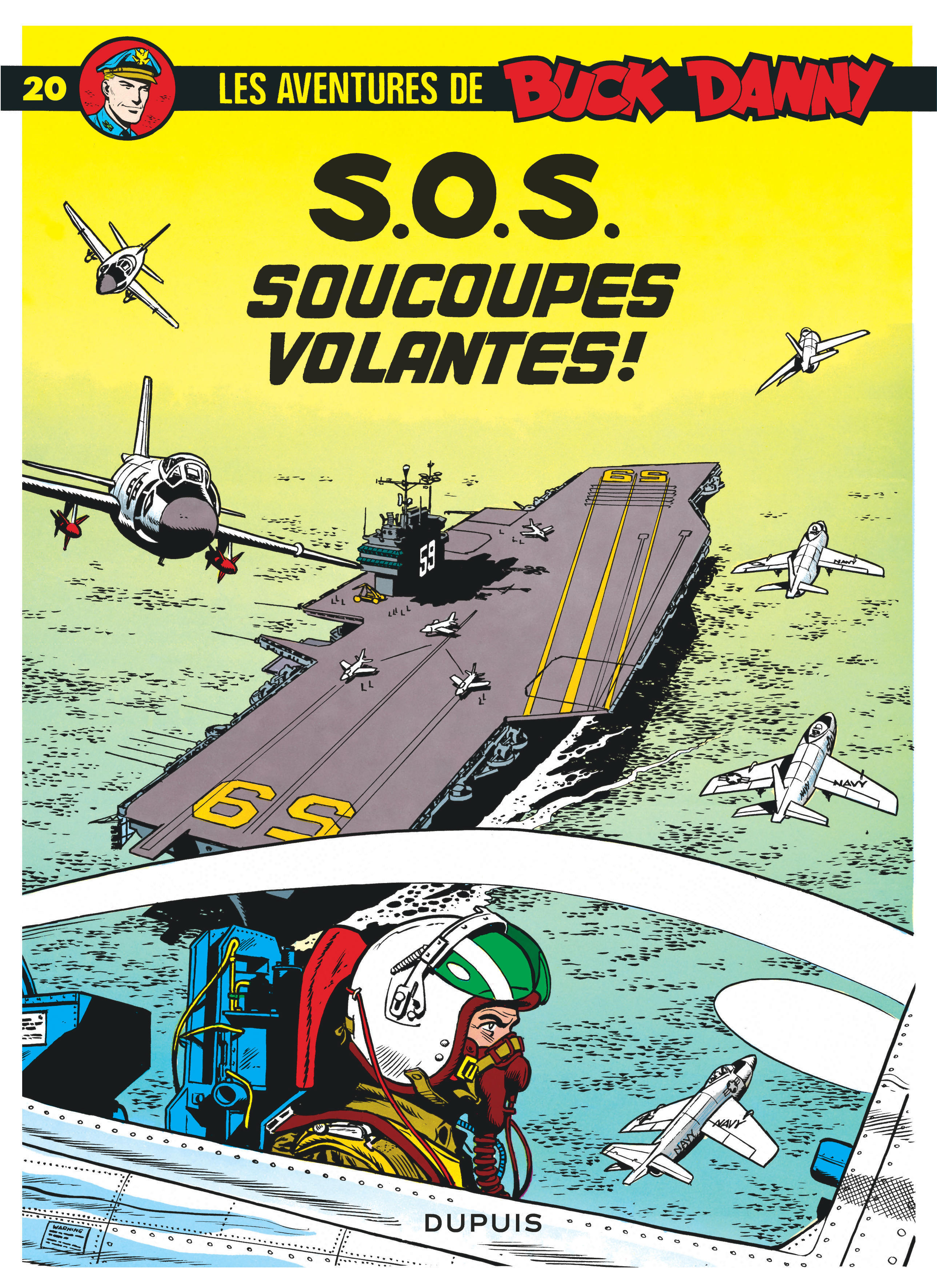 S.O.S.SOUCOUPES VOLANTES