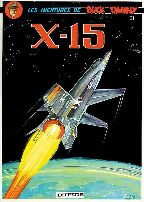 X-15 - BUCK DANNY - T31