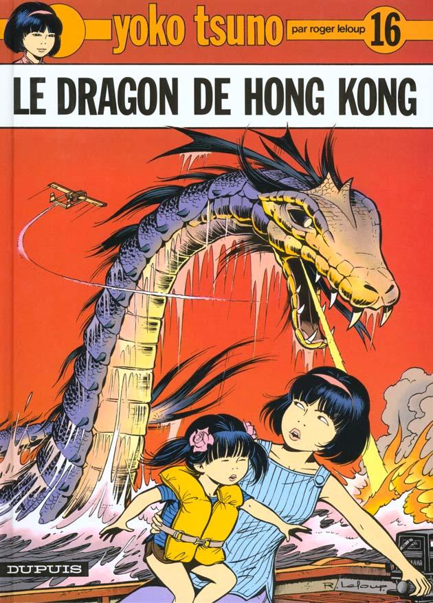 LE DRAGON DE HONK KONG