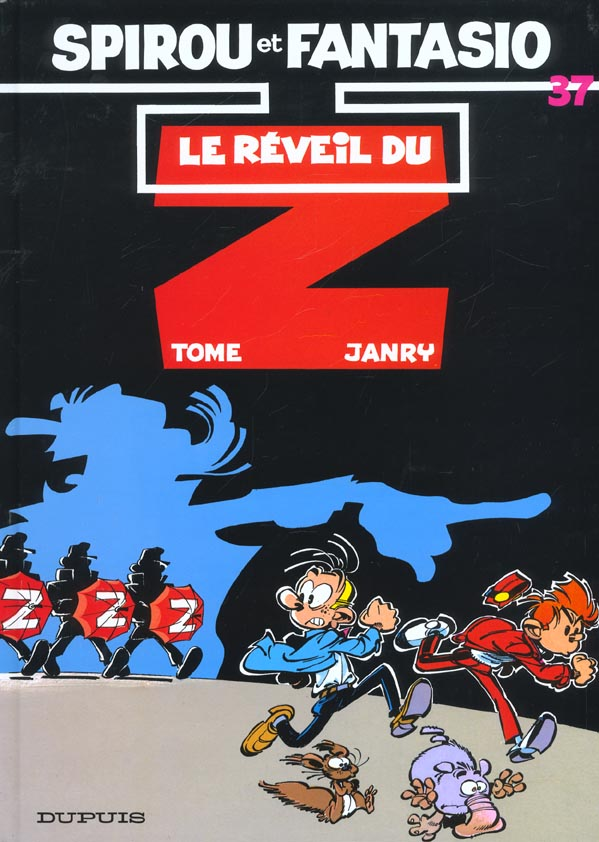 LE REVEIL DU Z