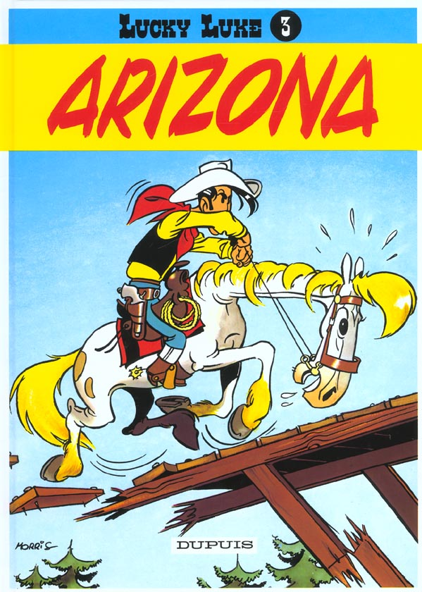 LUCKY LUKE (DUPUIS) - T3 - ARIZONA