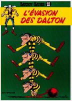 LUCKY LUKE (DUPUIS) T15 L'EVASION DES DALTON
