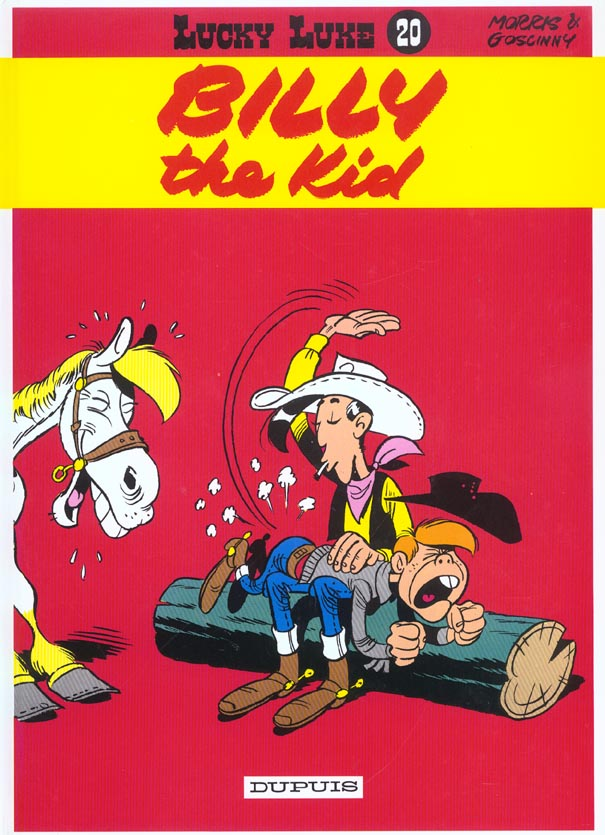 LUCKY LUKE (DUPUIS) - T20 - BILLY THE KID