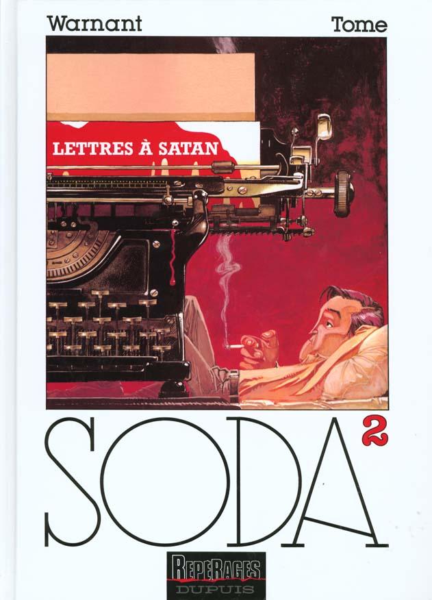 LETTRES A SATAN - SODA - T2