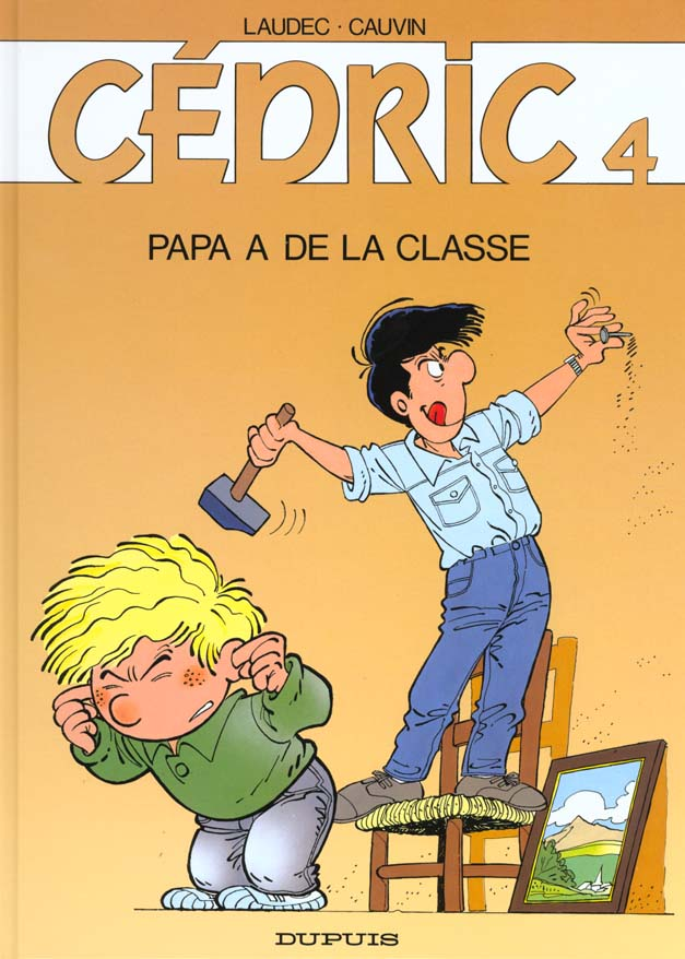 CEDRIC T4 PAPA A DE LA CLASSE