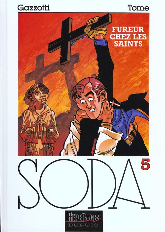 SODA T5 FUREUR CHEZ LES SAINTS