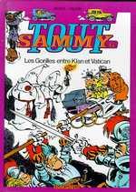 SAMMY (INTEGRALE) T6 GORILLES ENTRE KLAN ET VATICAN (LES)