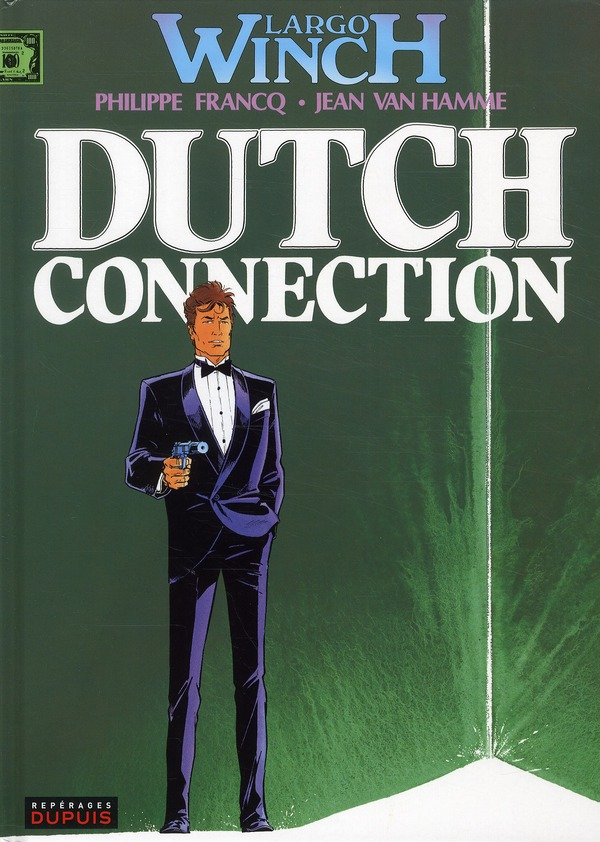 LARGO WINCH T6 DUTCH CONNECTION