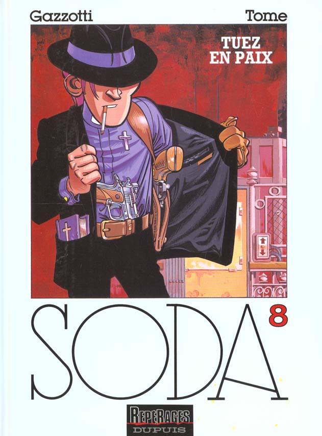 SODA T8 TUEZ EN PAIX