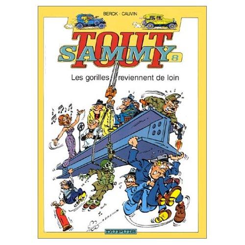 SAMMY (INTEGRALE) - T8 - LES GORILLES REVIENNENT DE LOIN