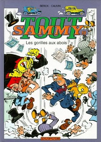 SAMMY (INTEGRALE) - T9 - LES GORILLES AUX ABOIS