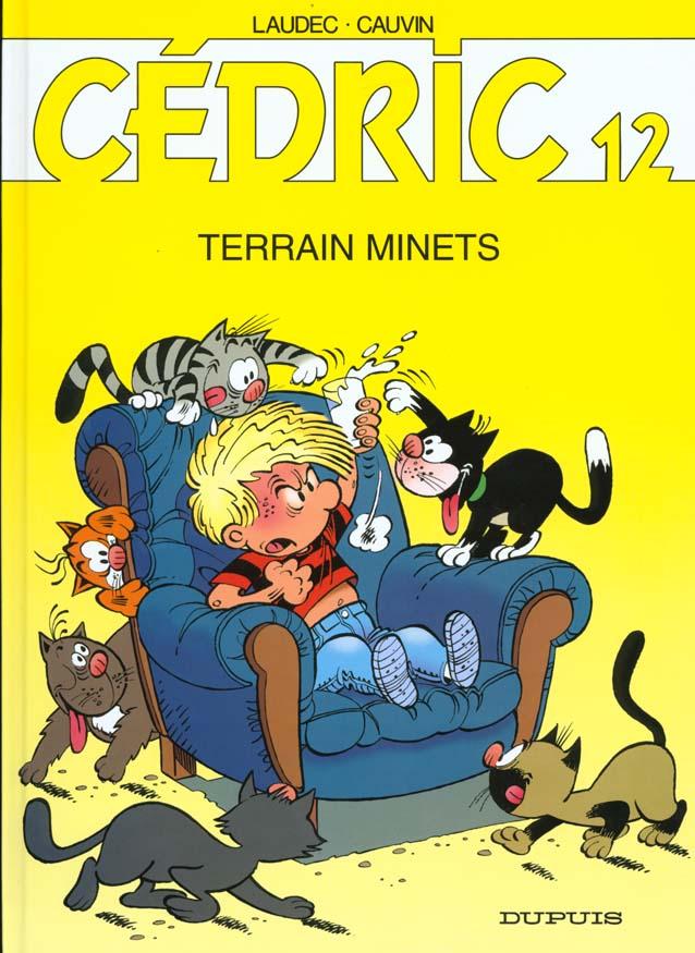 CEDRIC T12 TERRAIN MINETS
