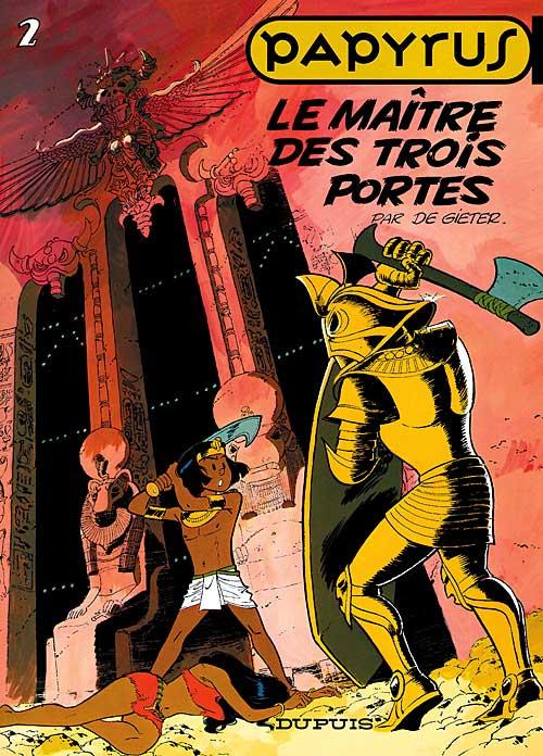 PAPYRUS - T2 - LE MAITRE DES TROIS PORTES