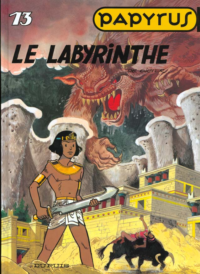 PAPYRUS T13 LE LABYRINTHE