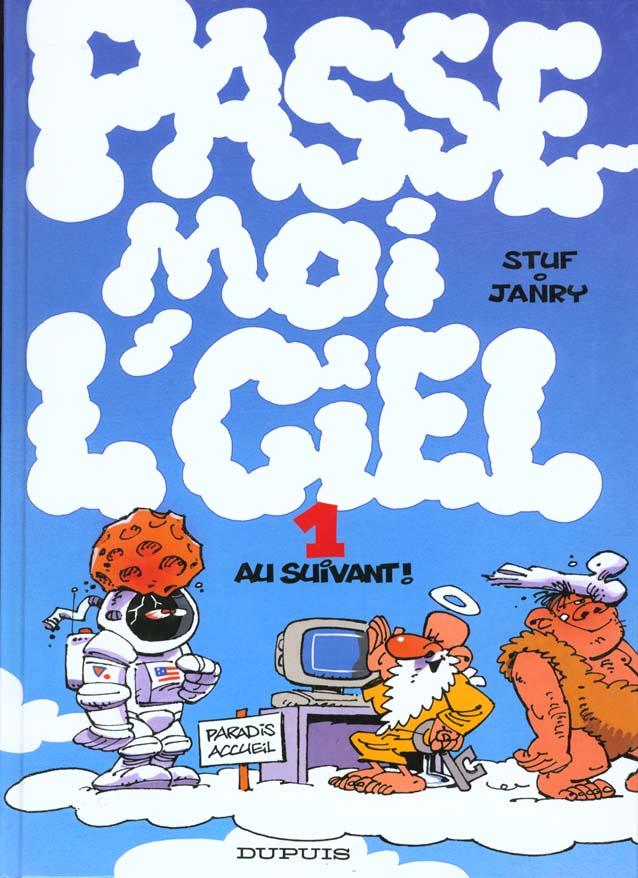 PASSE MOI L'CIEL - PASSE-MOI L'CIEL - TOME 1 - AU SUIVANT !