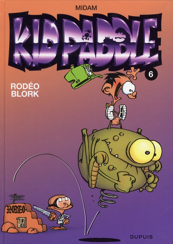 KID PADDLE - T6 - RODEO BLORK