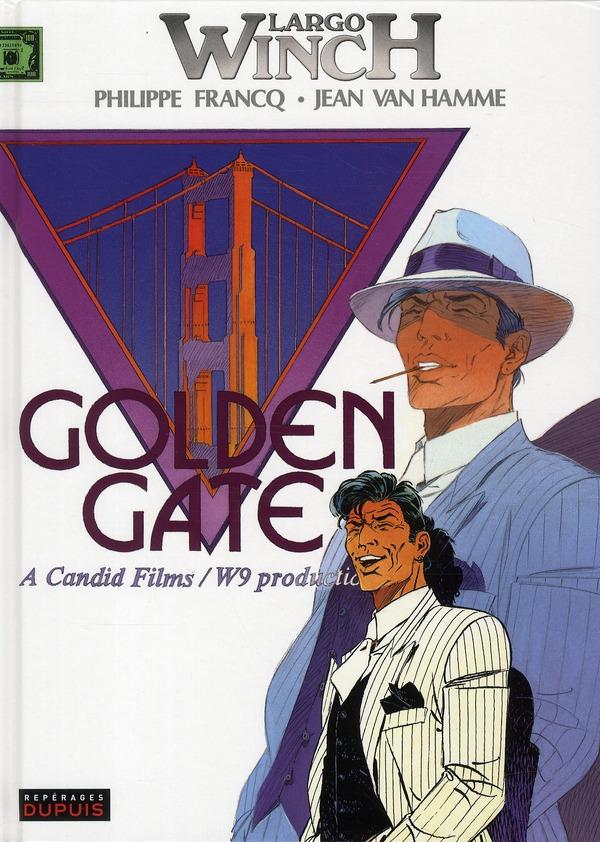 LARGO WINCH - T11 - GOLDEN GATE