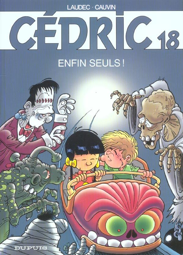 ENFIN SEULS ! - CEDRIC - T18