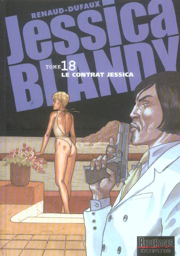 JESSICA BLANDY T18 CONTRAT JESSICA (LE)