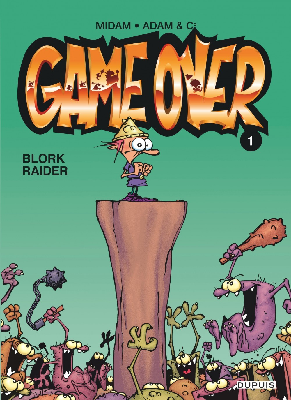 GAME OVER - T1 - BLORK RAIDER