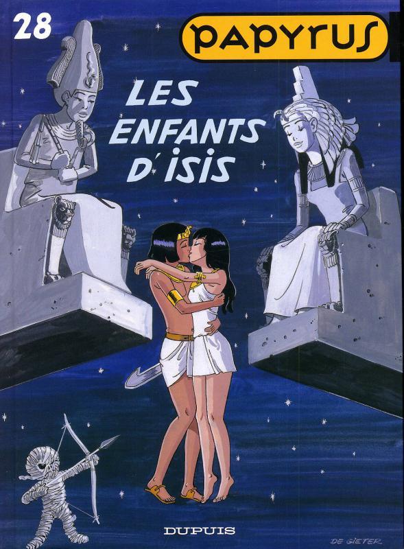 PAPYRUS T28 LES ENFANTS D'ISIS