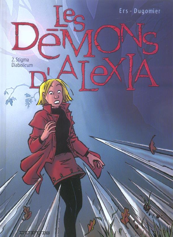 LES DEMONS D'ALEXIA - T2 - STIGMA DIABOLICUM