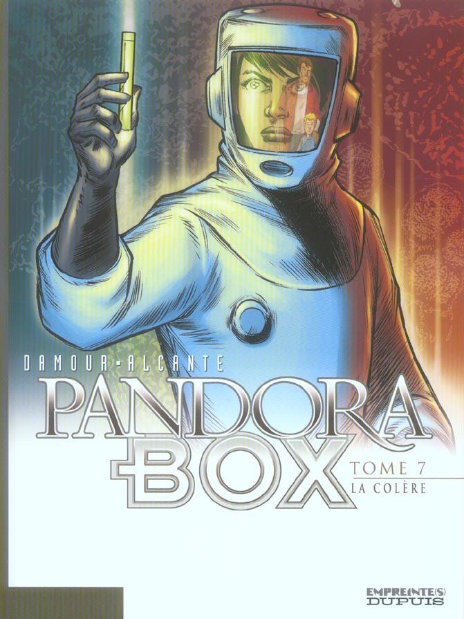PANDORA BOX - T7 - LA COLERE