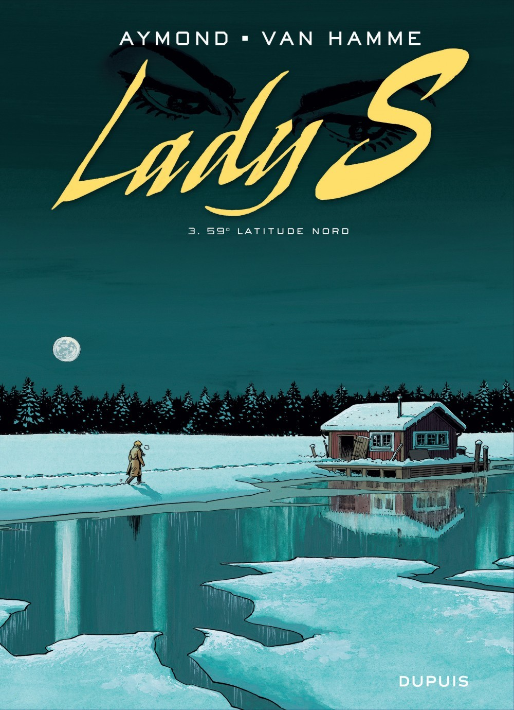 LADY S - T3 - 59  LATITUDE NORD