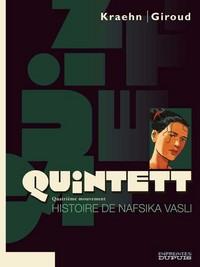 QUINTETT - T4 - HISTOIRE DE NAFSIKA