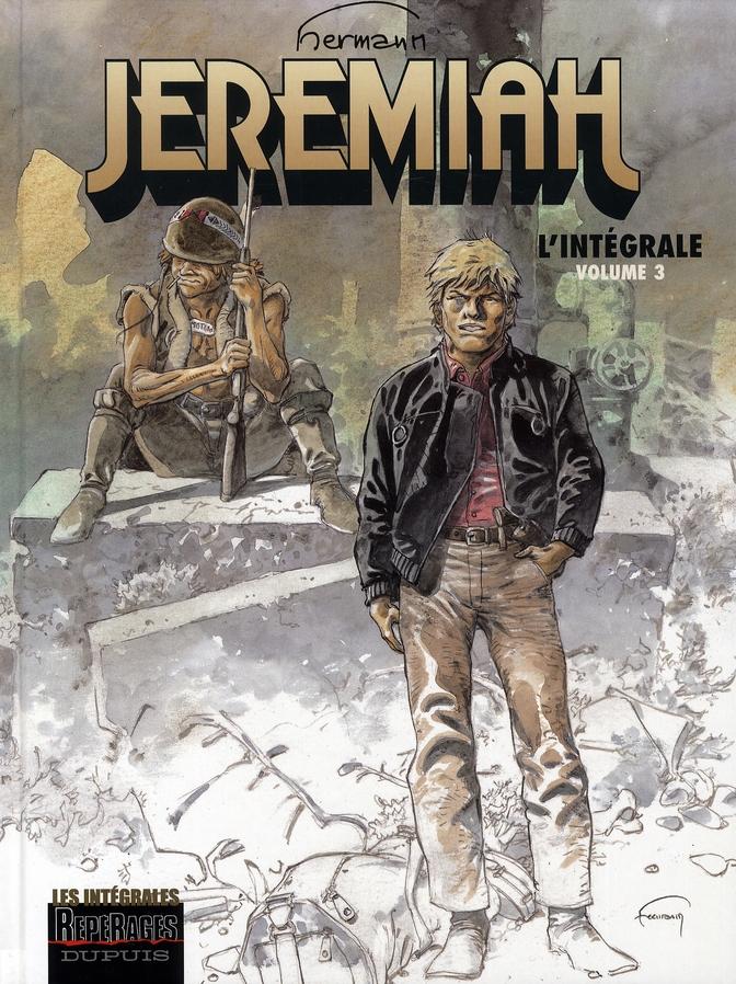 JEREMIAH (INTEGRALE) T3 INTEGRALE JEREMIAH T3 (VOLUMES 9 A 12)