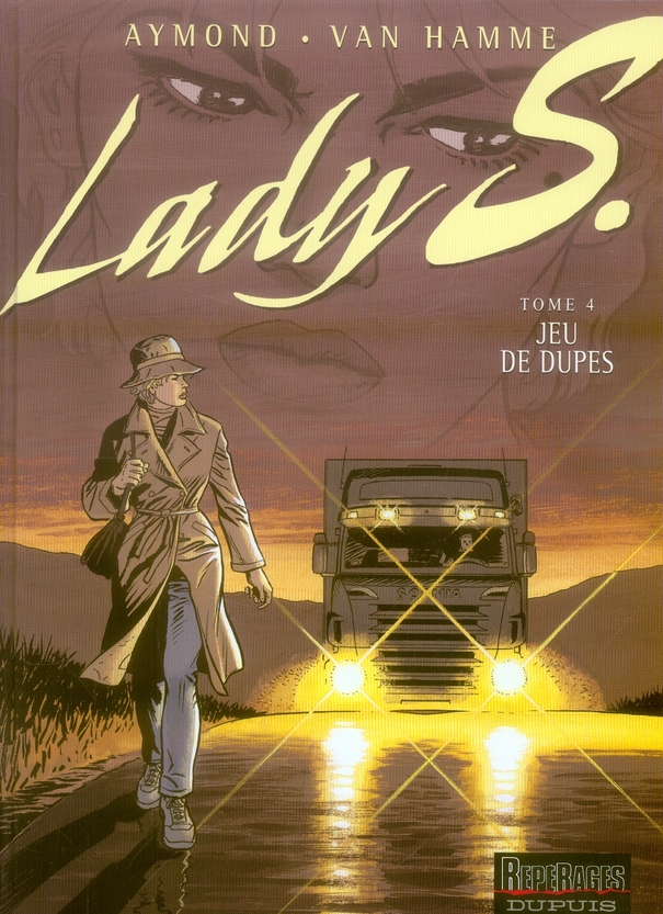 LADY S - T4 - JEU DE DUPES