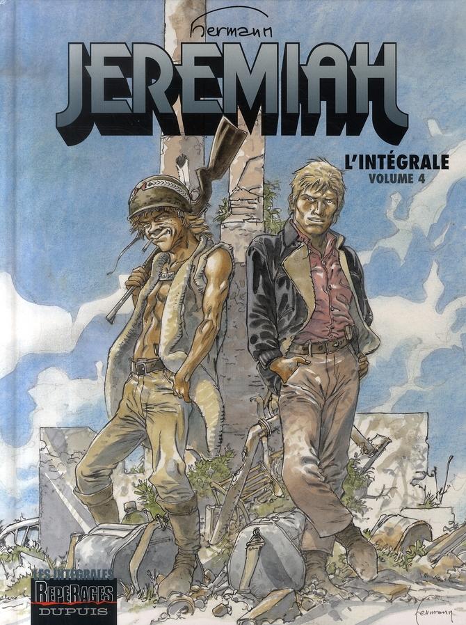 JEREMIAH (INTEGRALE) T4 INTEGRALE JEREMIAH T4 (VOLUMES 13 A 16)