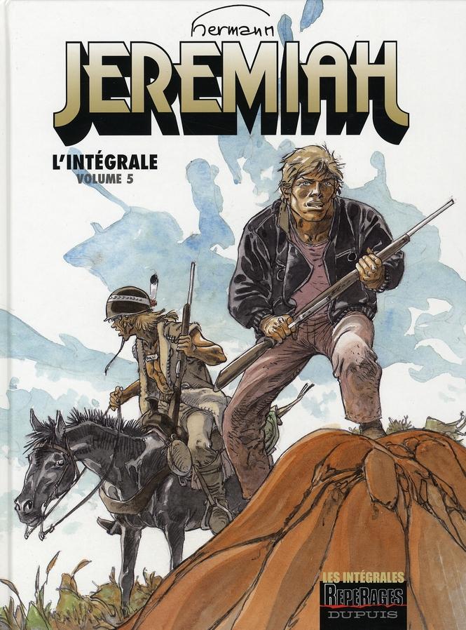 JEREMIAH (INTEGRALE) - INTEGRALE JEREMIAH T5 (VOLUME 17 A 20)