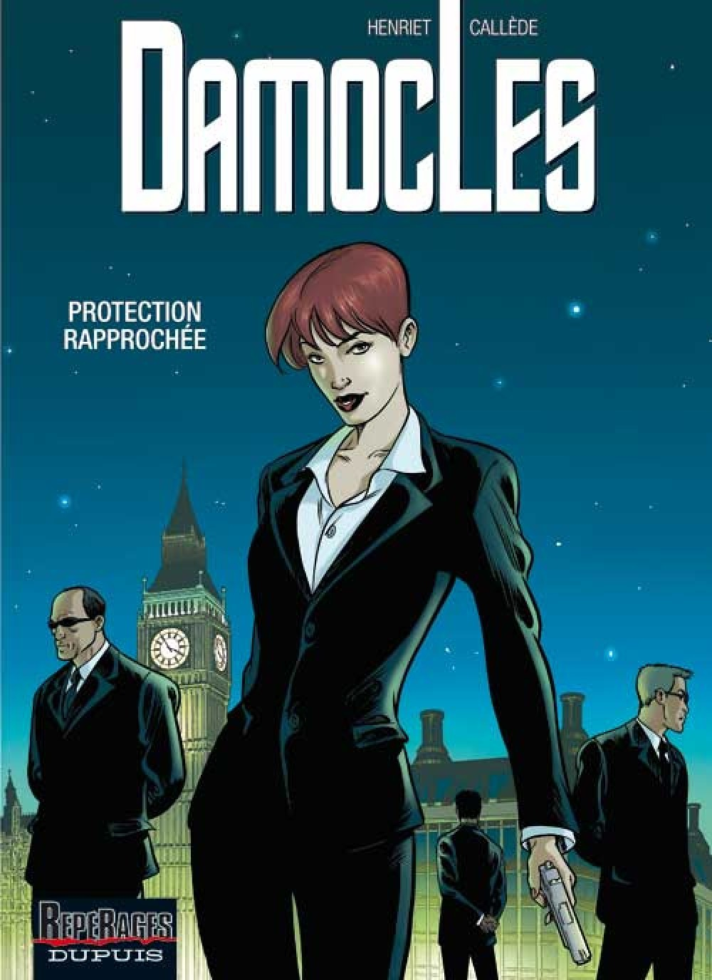 DAMOCLES T1 PROTECTION RAPPROCHEE