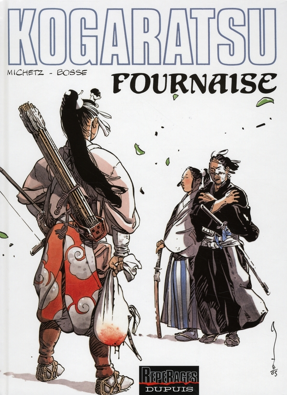 KOGARATSU - T11 - FOURNAISE