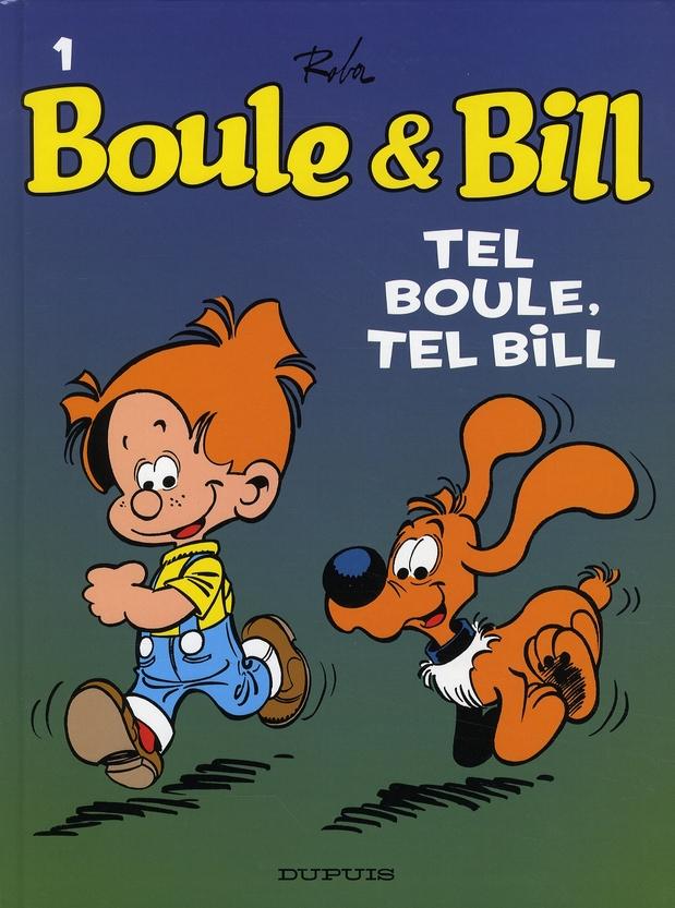 TEL BOULE,TEL BILL