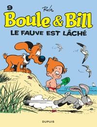 BOULE & BILL (DUPUIS) - T9 - LE FAUVE EST LACHE